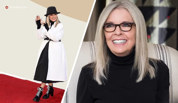 Diane Keaton, I Better Dress Like These 5 Women When I'm Over the Age of 50