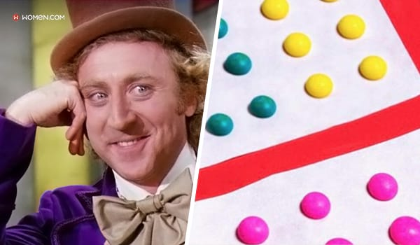 candy trivia, old school candy, 1970s, Classic movie, candy, gene wilder, chocolate factory, Willy Wonka