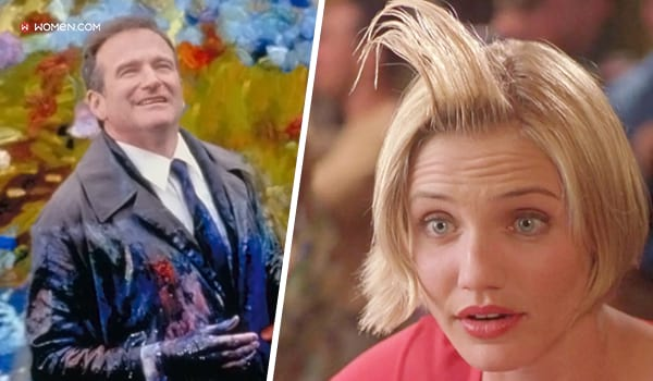 movie quiz, robin williams, What Dreams May Come, Something About Mary