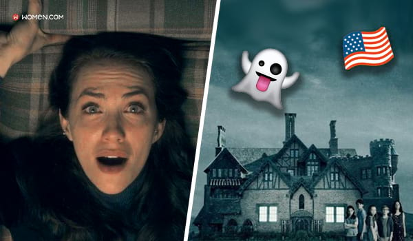 the haunting of hill house, halloween, American Halloween, haunted, haunted house